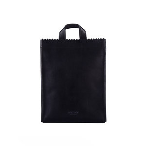 MYOMY MY PAPER BAG BACKBAG - BLACK