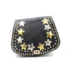 Studs & Stones LOT M BAG - BLACK