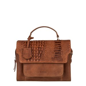 Burkely ABOUT ALLY CITYBAG - BROWN