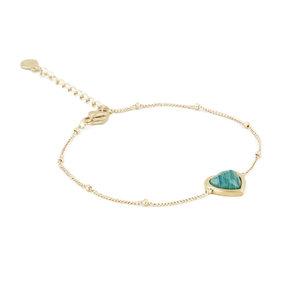 My Jewellery POWERSTONE BRACELET - GREEN