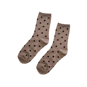 Pinned by K FLO DOTS SOCKS - ROEST