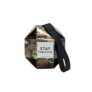The Gift Label SURPRISE BALL - STAY FABULOUS