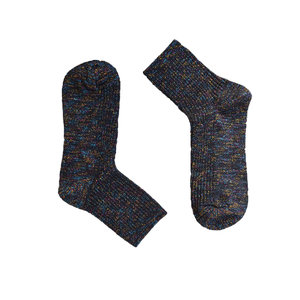 Pinned by K JET GLITTER SOCKS - MULTI