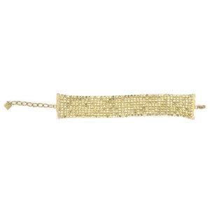 ZAG Bijoux CILLA COIN BRACELET - GOLD