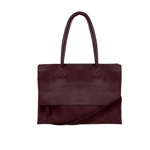 Myk. Bags SUE HANDBAG - WINE