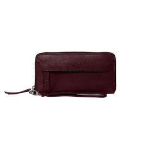 Myk. Bags SPENDIT WALLET - WINE