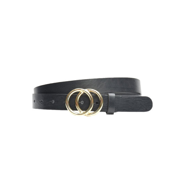 Dstrct DOUBLE RING BELT - GOLD