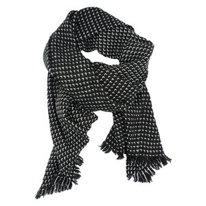 LOTZ & LOT CELIA SCARF - BLACK
