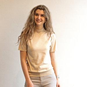 Ambika AIVA TOP - BEIGE
