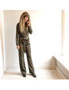Rut & Circle ALICE JUMPSUIT - KHAKI GREEN