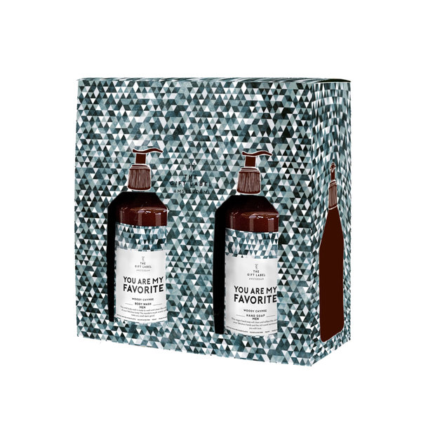 The Gift Label GIFT BOX - YOU ARE MY FAVORITE HIM