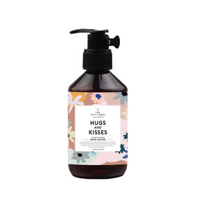 The Gift Label HAND LOTION - HUGS & KISSES