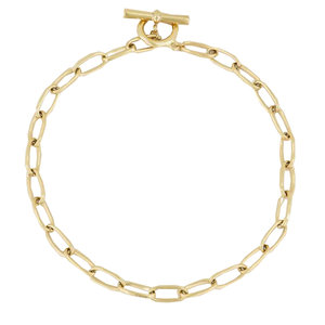 My Jewellery BIG CHAIN NECKLACE - GOLD