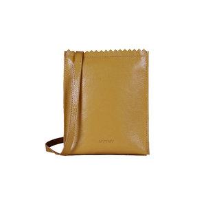 MYOMY MY PAPER BAG BAGGY - SEVILLE OCHER
