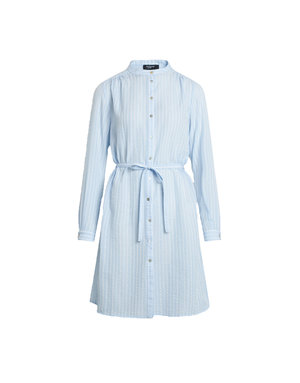 Sisters point VALSI DRESS- BLUE
