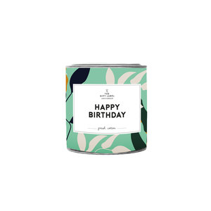 The Gift Label HAPPY BIRTHDAY - LITTLE CANDLE
