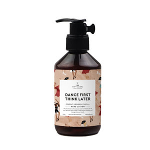 The Gift Label GIFTSET - DANCE FIRST THINK LATER