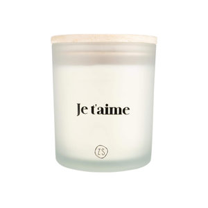 ZUSSS SCENTED CANDLE - JE T' AIME