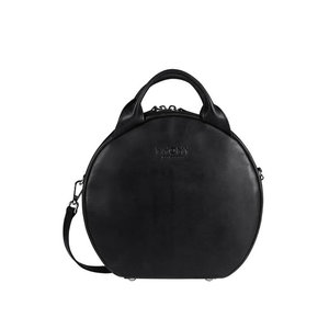 Myomy MY BOXY BAG COOKIE - BLACK