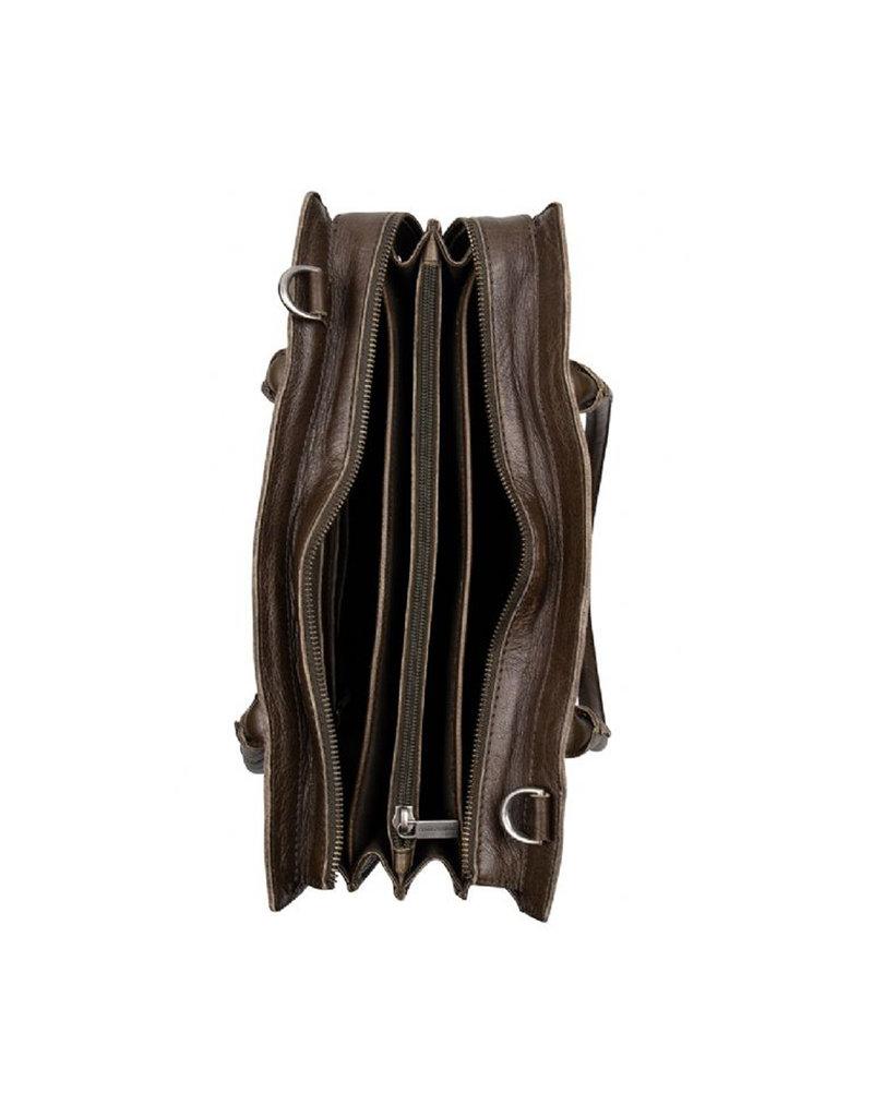Cowboysbag NORA BAG - DARK GREEN