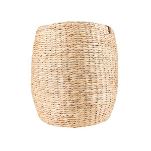 Zusss BRAIDED BASKET - NATUREL