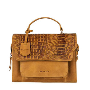Burkely ABOUT ALLY CITYBAG - COGNAC