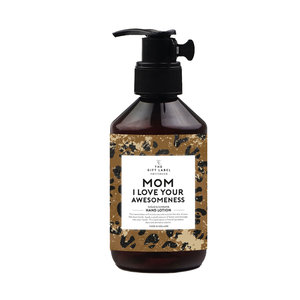 The Gift Label HAND LOTION - AWESOME MOM