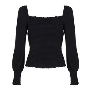 Ydence STACEY TOP - BLACK