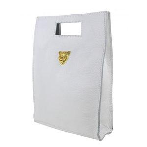 Baggyshop TIGER BAG M - WHITE