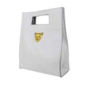 Baggyshop TIGER BAG S - WHITE