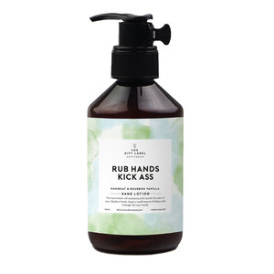 The Gift Label RUB HANDS KICK ASS - HAND LOTION