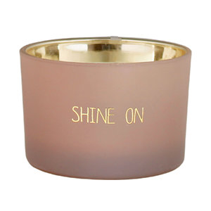 My Flame SHINE ON - SCENTED CANDLE