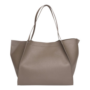 Hvisk BOAT STRUCTURED BAG - BROWN
