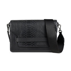 Markberg ARABELLA CROSSBODY BAG - BLACK ANGTIQUE