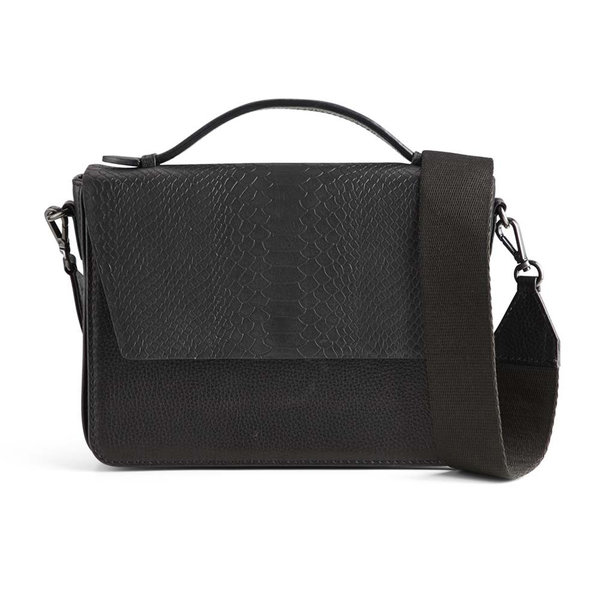 Markberg KAMAYA CROSSBODY BAG - BLACK