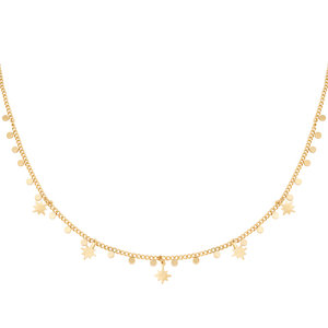 UNIVERSE NECKLACE - GOLD