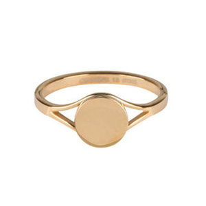 Charmin's CHARMIN'S SEAL RING - GOLD