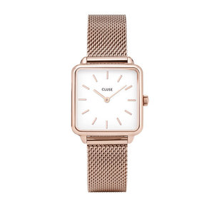 Cluse CLUSE LA GARÇONNE WATCH – ROSE GOLD