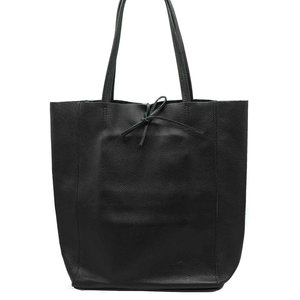 Lotz & Lot MIA CLASSIC GRAIN SHOPPER - BLACK