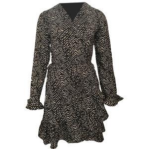 Lotz & Lot LIV DRESS - BLACK