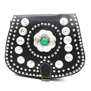 Studs & Stones NOA BAG - BLACK