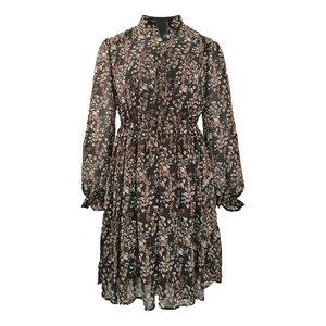 Lotz & Lot CINDY FLOWER DRESS - SHORT