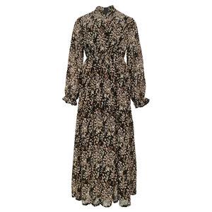 Lotz & Lot CINDY FLOWER DRESS - LONG