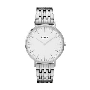 Cluse CLUSE BOHO CHIC WATCH - SILVER