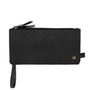 Zusss ZUSSS CLUTCH - BLACK