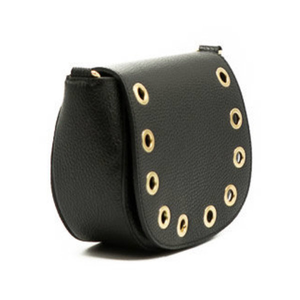 Lotz & Lot ESMEE BAG - BLACK/GOLD