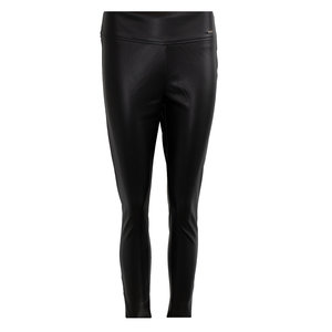Ambika LINSY LEATHER PANTS - BLACK