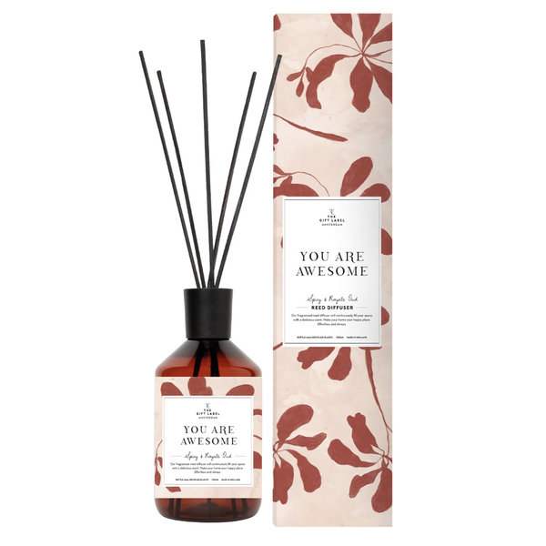 The Gift Label YOU ARE AWESOME - DIFFUSER