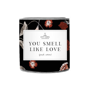 The Gift Label SMELL LIKE LOVE - SCENTED CANDLE