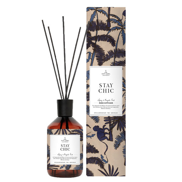 The Gift Label STAY CHIC DIFFUSER - SPICY/ROYALE OUD